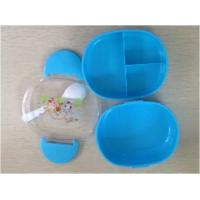 Buy cheap Food Grade Bento Lunch Box Food Container ECO Friendly 15 * 13 * 8.5cm from wholesalers
