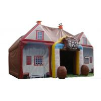 Buy cheap Outdoor Inflatable Bar Tents product