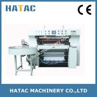 Buy cheap High Speed Thermal Paper Roll Cutting and Packing Machine from wholesalers
