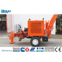 Buy cheap Transmission Line Stringing Equipment TY30D Engine Deutz Air Cooled Hydraulic Puller from wholesalers