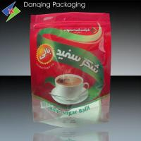 Buy cheap Oxygen Resistance Coffee Beans Packaging Stand Up Pouches With Zipper product
