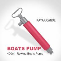 Buy cheap Whaleflo 46cm 400ml Kayak Hand Pump Floating Hand Bilge Pump For Kayak Rescue Canoe Accessories Watesport Tool Accessory from wholesalers