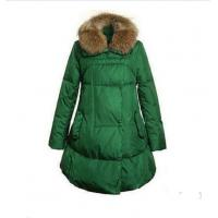 Buy cheap New design winter pregnancy clothing high quality green maternity coat jacket from wholesalers