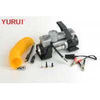China DC12V Double Cyliner With Light Metal Vehicle Air Compressor Kit with Bag on sale