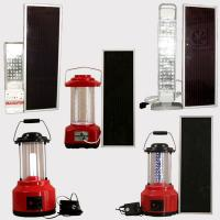 Buy cheap 6PCS solar Lamp with radio and mobile phone charger from wholesalers