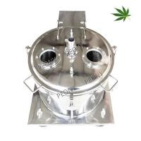 Buy cheap Hemp Oil Extraction Dehydrator Separator Ethanol Recovery Industrial Centrifuge from wholesalers