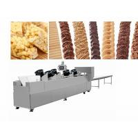 Buy cheap Peanut Butter Candy Making Machine , Peanut Brittle Cutting Machine from wholesalers