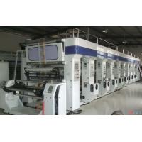Buy cheap Plastic Film High Speed Rotogravure Printing Machine / digital printing machines from wholesalers