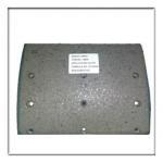 truck brake lining,drum brake liner WVA19799/800, brake parts