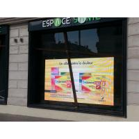 P6 Outdoor Led Module Indoor Cabinet Full Color LED Display Shopping Window display Manufactures