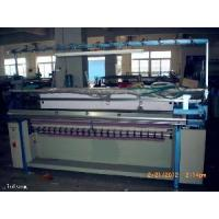 Buy cheap Double Head Carriage Fully Computerized Collar Knitting Machine (Model JH-ZL762-D) from wholesalers