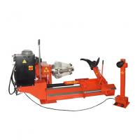 Buy cheap 380V 50HZ Auto Workshop Equipment , Hydraulic Mobile Tyre Changer Equipment TWC-80 from wholesalers