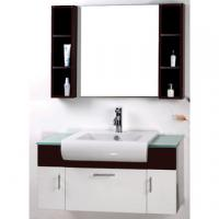 Buy cheap chaozhou ware bathroom cabinet counter high quality art design wash basin double from wholesalers