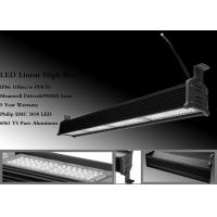 Wall Mounting Linear Suspended LED Lighting High Bay IP66 With 50-400W Power , CE RoHS Manufactures