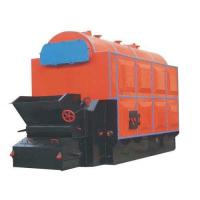 China Three Pass Solid Biomass Log Boiler Natural Circulation Timely Rapid Cooling on sale