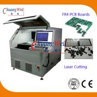 PCB Board Laser Cutting Machine Imported America 15W UV Laser PCB Cutting Shear Manufactures