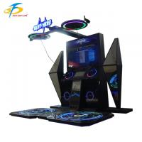 Wholesale Rhythm Hero Music 9D VR Simulator For Shopping Mall , Amusement Park from china suppliers