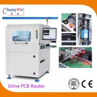 KAVO Spindle Inline PCB Separator PCB Routing With High Reliability Cutting System Manufactures