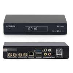 V8 Combo DVB-S2+DVB-T2 Satellite Receiver Box Manufactures