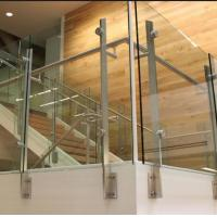 Buy cheap China Suppliers 304 stainless steel flat balustrade for commercial using from wholesalers