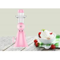 Wholesale Lightweight Hand Ice Cream Maker Household Pure Juice Extractor Easy Operate Type from china suppliers