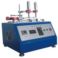 Buy cheap Ethanol / Eraser / Pencil Abrasion Tester , Abrasion Testing Machine , Abrasion Testing Equipment from wholesalers