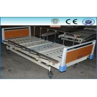 Buy cheap Three Function Mobile Electric Hospital Beds , Ward Medical Furniture from wholesalers