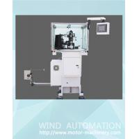 Buy cheap Stepping motor stator needle winding machine with 2 slots winding each time WIND-1B-TSM from wholesalers