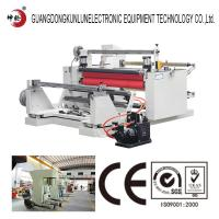 Wholesale Automatic Film Slitting Machine Industrial Tape Slitting And Rewinding Machine from china suppliers