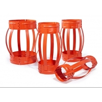Buy cheap API Integrated Oilfield Cement Equipment Bow Spring Casing Centralizer from wholesalers