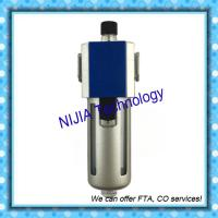 Buy cheap GL200-06 GL200-08 GL300-10 GL400-15 airtac solenoid valve Lubrication Gas sourse from wholesalers