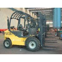 Buy cheap Rough Terrain Forklift (CPCD25) from wholesalers