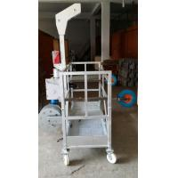 Buy cheap Semi suspended platform , single person gondola  , 90 degree suspended scaffolding from wholesalers
