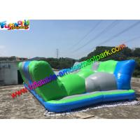 Wholesale Vinyl Inflatable Obstacle Course Jump Around / Jumping Obstacle Track Inflatables from china suppliers