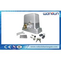 Buy cheap 700 KGS Automatic Sliding Gate Opener , Gate Automation Kit Automatic Warm - Up from wholesalers