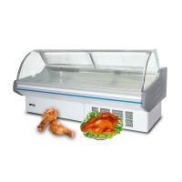 Buy cheap OEM Vertical Meat Refrigeration Deli Display Refrigerator Energy Efficient from wholesalers