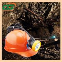 ATEX approved explosion proof led coal miner headlamp waterproof ip65 Manufactures
