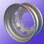 Buy cheap China Steel Wheel Rim from wholesalers