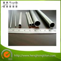 Buy cheap High Quality ASTM B861 Gr5 Seamless Titanium and Titanium Alloy Pipe from wholesalers