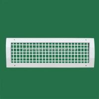 Buy cheap Single grille for spiral duct from wholesalers