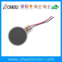 Wholesale Low Noise Strong Flat Vibration DC Motor CL-1020 For Cellphone Vibrator And Massager from china suppliers