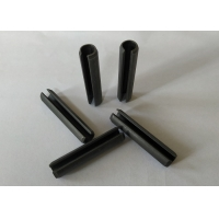 Buy cheap 316 ISO9001 12mm 50mm Slotted Spring Pin 400 Zinc Plated Din 7344 from wholesalers