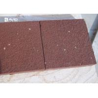 Wholesale Red Sandstone Stone Tile For Paving Sound Insulation Anti Damage from china suppliers