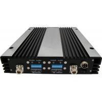 Buy cheap 900 1800 2100 3G 4G LTE Mobile Phone Signal Amplifier 15dBm Full Band Repeater Support 3G & 4G from wholesalers