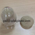 Buy cheap industrial sodium alginate brown color  500cps 1% for Jordan market from wholesalers