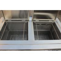 Buy cheap 77 Liter Ultrasonic Industrial Cleaning Equipment With Hot Air Drying Tank , 28kHz / 40kHz product