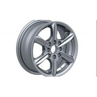 Buy cheap aluminum wheels special powder coating from wholesalers
