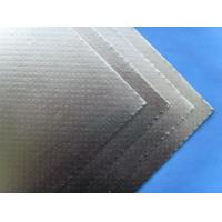 China Square Reinforced Graphite Sheet Exhaust Gasket Cylinder Head Gasket Material on sale