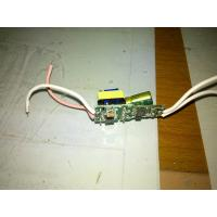 1X3W Constant Current led Driver With 660mA , 2-10V For High Power Led Lamp Manufactures