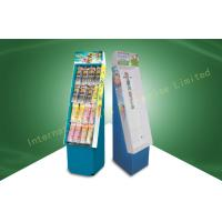 Buy cheap Promotions Hook Custom Cardboard Display Stands Environment Friendly from wholesalers